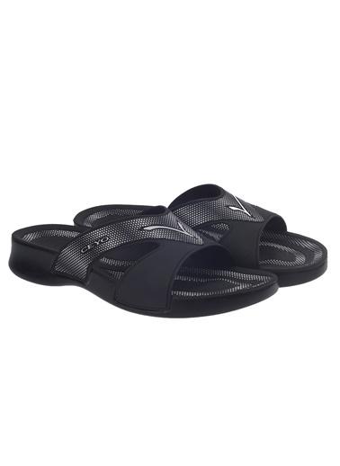 Ceyo Ceyo 3400-15 Günlük Anatomik  Bayan Terlik Ayakkabı Siyah